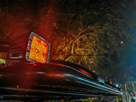 Aksesoris Offroad 2 INCH WORK LIGHT SPOT 12 W AMBER LED WILD FOREST TAS4X4 2 2_inch_work_light_spot_12_w_amber_led_wild_forest_tas4x4_1