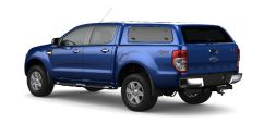 Ford Ranger 2011+ CANOPY AEROKLAS FORD RANGER T6 areoklas abs canopy ford t6 dc