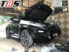 Pajero Sport All New BUMPER DEPAN ALL NEW PAJERO SPORT NO LOOP FOREST