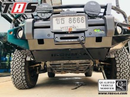 Pajero Sport All New BUMPER DEPAN IRONMAN ALL NEW PAJERO SPORT 3 bumper_depan_ironman_all_new_pajero_sport_tas4x4