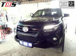 Fortuner 2015+ DEFLECTA ALL NEW FORTUNER deflecta all new pajero fortuner 3