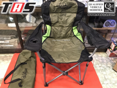 Aksesoris Offroad DELUXE SOFT ARM CAMP CHAIR IRONMAN