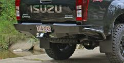 Isuzu D-max 2012+ ISUZU DMAX 2012  2017 REAR PROTECTION TOW BAR dmax