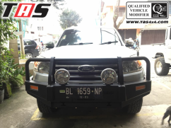 Ford Everest BUMPER DEPAN FOREST  EVEREST ezywatermark180730105549749