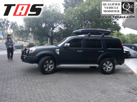 Ford Everest BULLBAR DEPAN FOREST FORD EVEREST 2 ezywatermark180927024635935