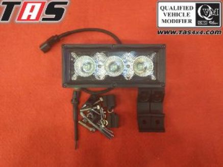 Aksesoris Offroad IRONMAN 30 W MODULAR LED LIGHT BAR FLOOD BEAM 3 ironman_30w_modular_led_lightbar_flood_beam_tas4x4_1
