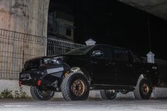 Hillux Rocco PALANG DEPAN WILD FOREST TOYOTA HILLUX ROCCO TAS4X4 palang depan wild forest toyota hillux rocco tas4x4 3