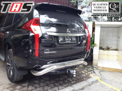 Pajero Sport All New EUROPEAN HEAVY DUTY TOWING BAR FOR ALL NEW PAJERO SPORT 2015