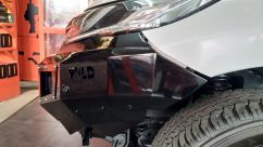 Pajero Sport All New BUMPER DEPAN WILD FOREST ALL NEW PAJERO TAS4X4 wild pajero new 1